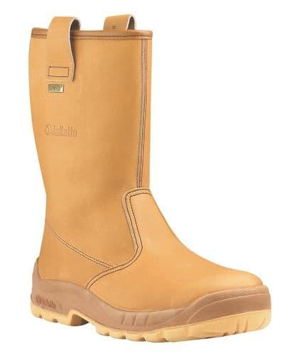 Jallatte Jalpole S3 Honey Gore-Tex Composite Toecap Rigger Work Boots
